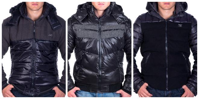Мъжко яке за зимата