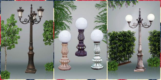 С осветителните тела на Декор Гарден домът ви ще изглежда различно