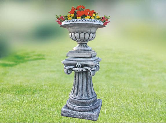 Разкрасете градината си с най-новите модели саксии