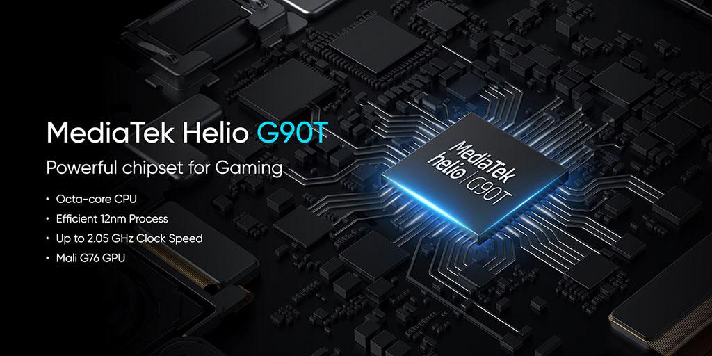Процесор MediaTek Helio G90T