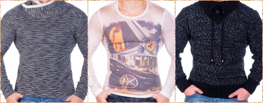 Мъжки блузи онлайн