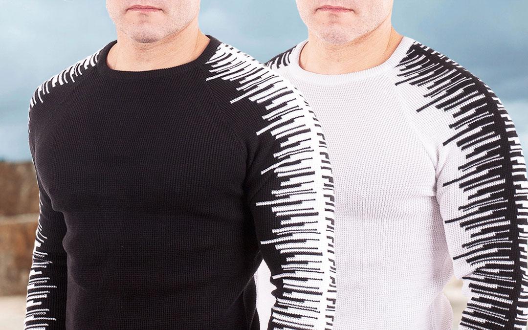 Мъжки пуловери: по-модерни от всякога