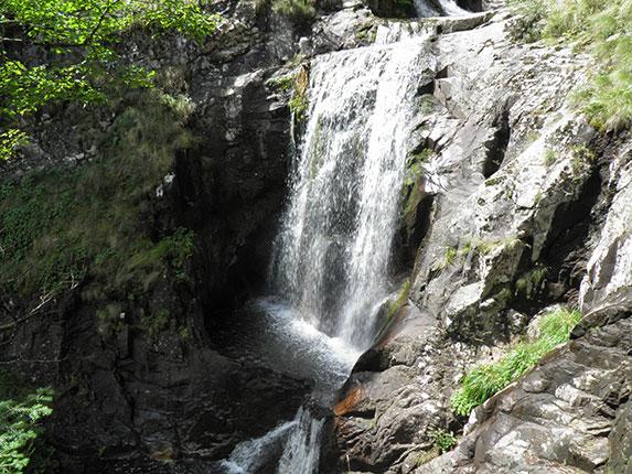 Каньонът на водопадите – Смолян