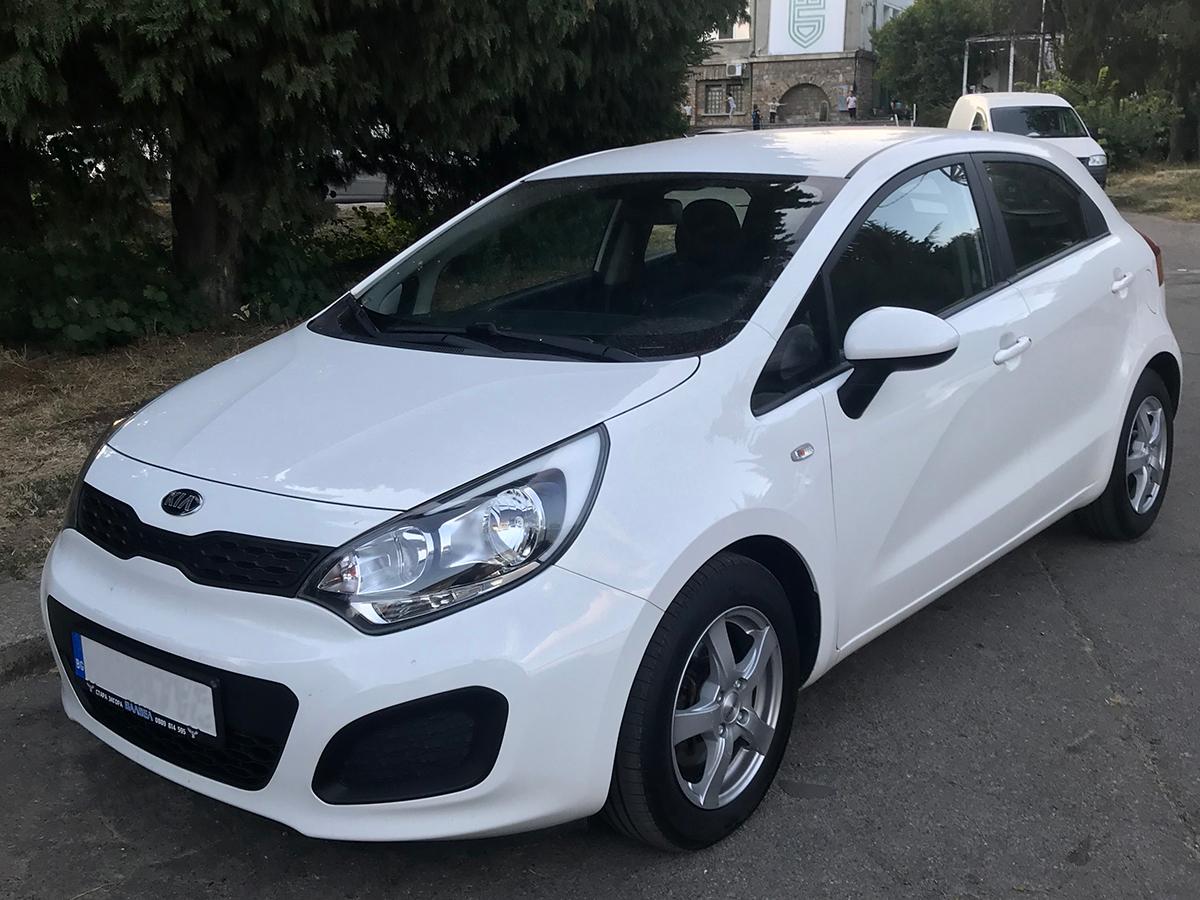 KIA Rio 1.1 CRDi Hatchback