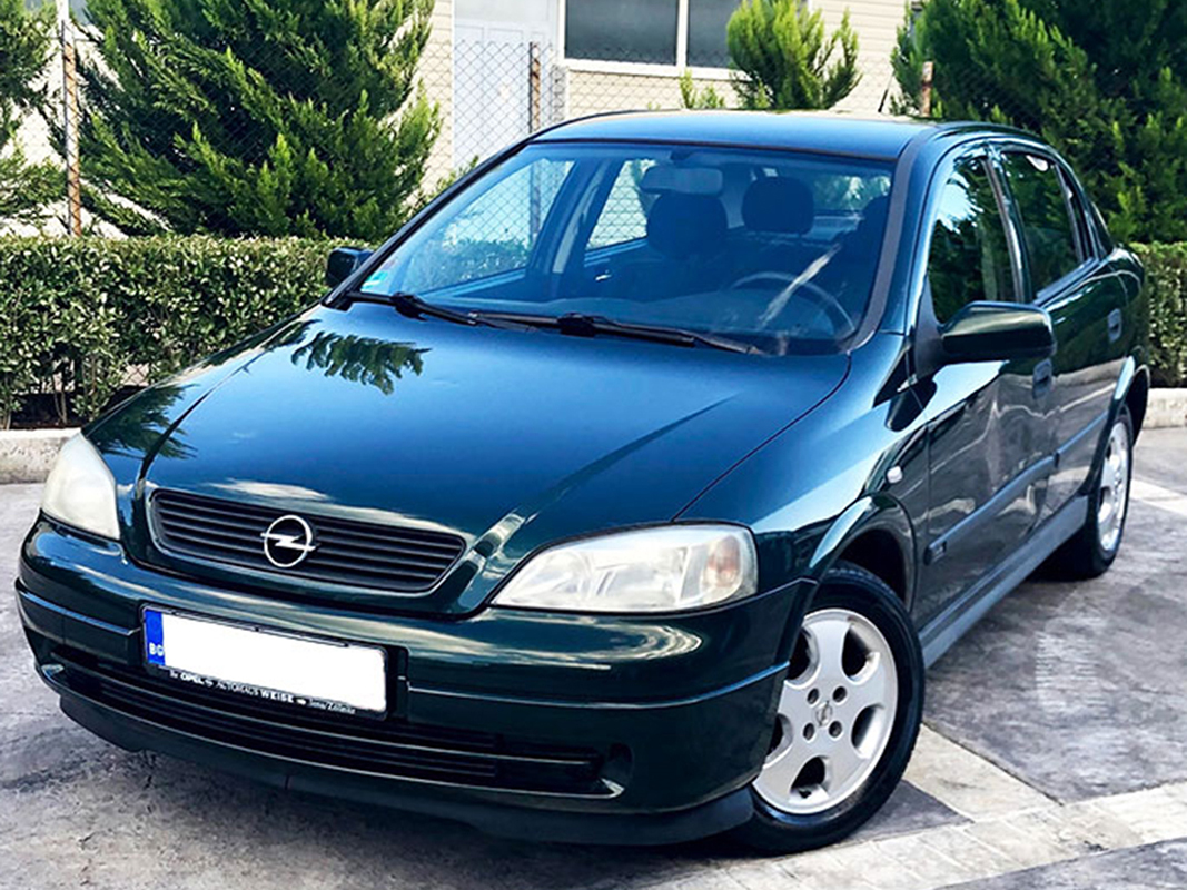 Opel Astra 1.6 Automatic