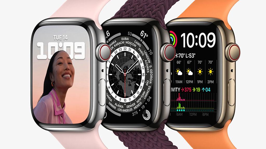 Apple Watch 7 – Изискан дизайн с подобрена издръжливост