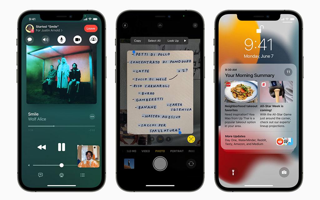 iOS 15: дата на издаване и всички поддържани устройства