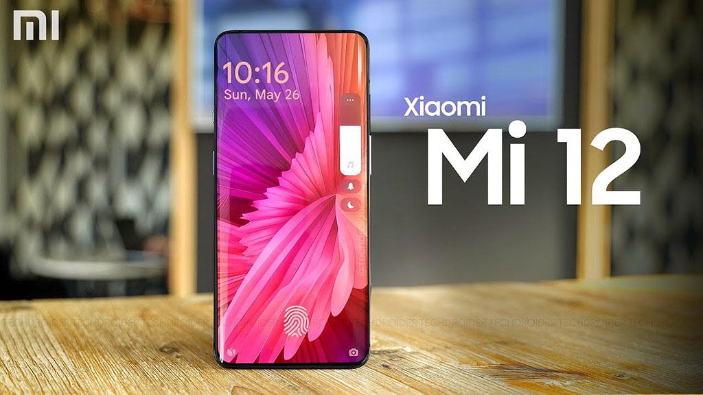 Xiaomi 12 ще се различава значително от предшественика си