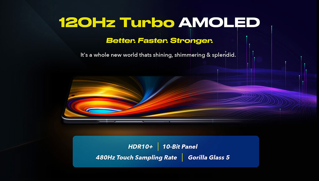 Poco F3 GT 5G с процесор MediaTek Dimensity 1200