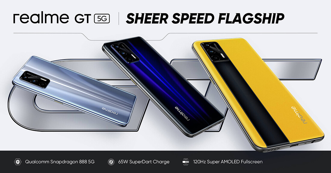 "Realme GT 5G: Нов римейк на ""Убийците на флагмани"""