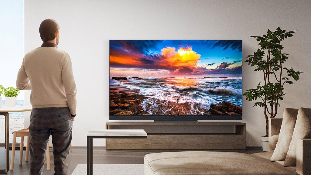TCL X Series Mini LED: 8K телевизори в ултра тънък дизайн