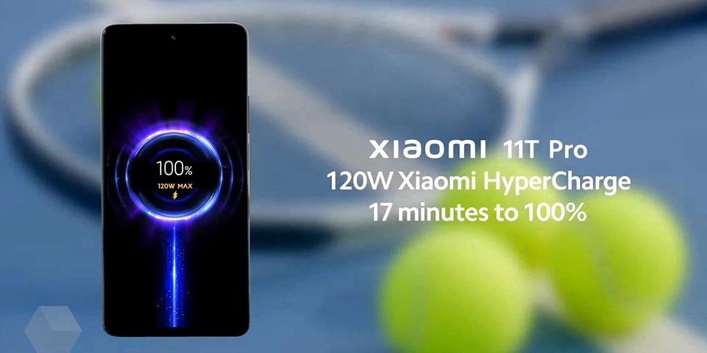 Xiaomi 11T Pro се зарежда за 17 минути