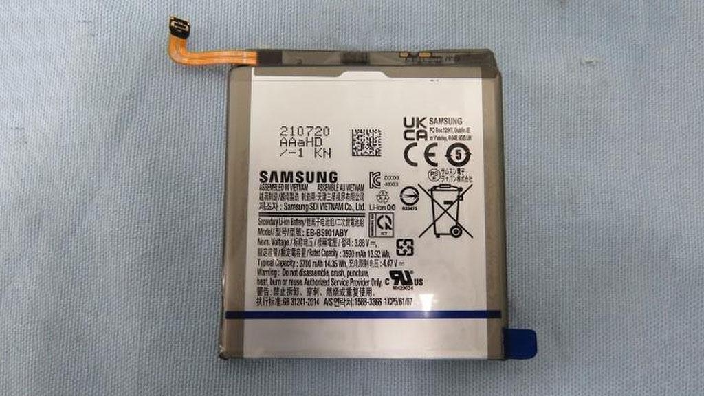Телефоните Samsung Galaxy S22 ще използват батерии ATL
