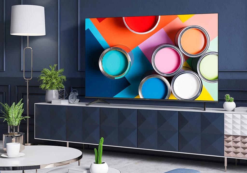 Hisense A6G: умен и симпатичен телевизор